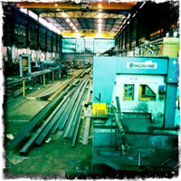 Facility - Steel Company Coquitlam